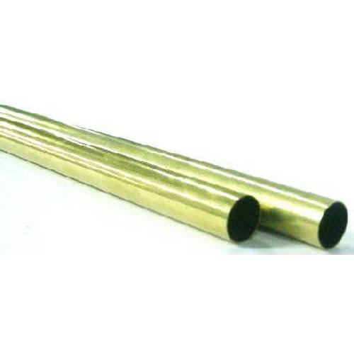 K & S Precision Metals 9119 .014x9/16x36 Brass Tube