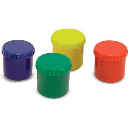 Melissa & Doug Finger Paint Set