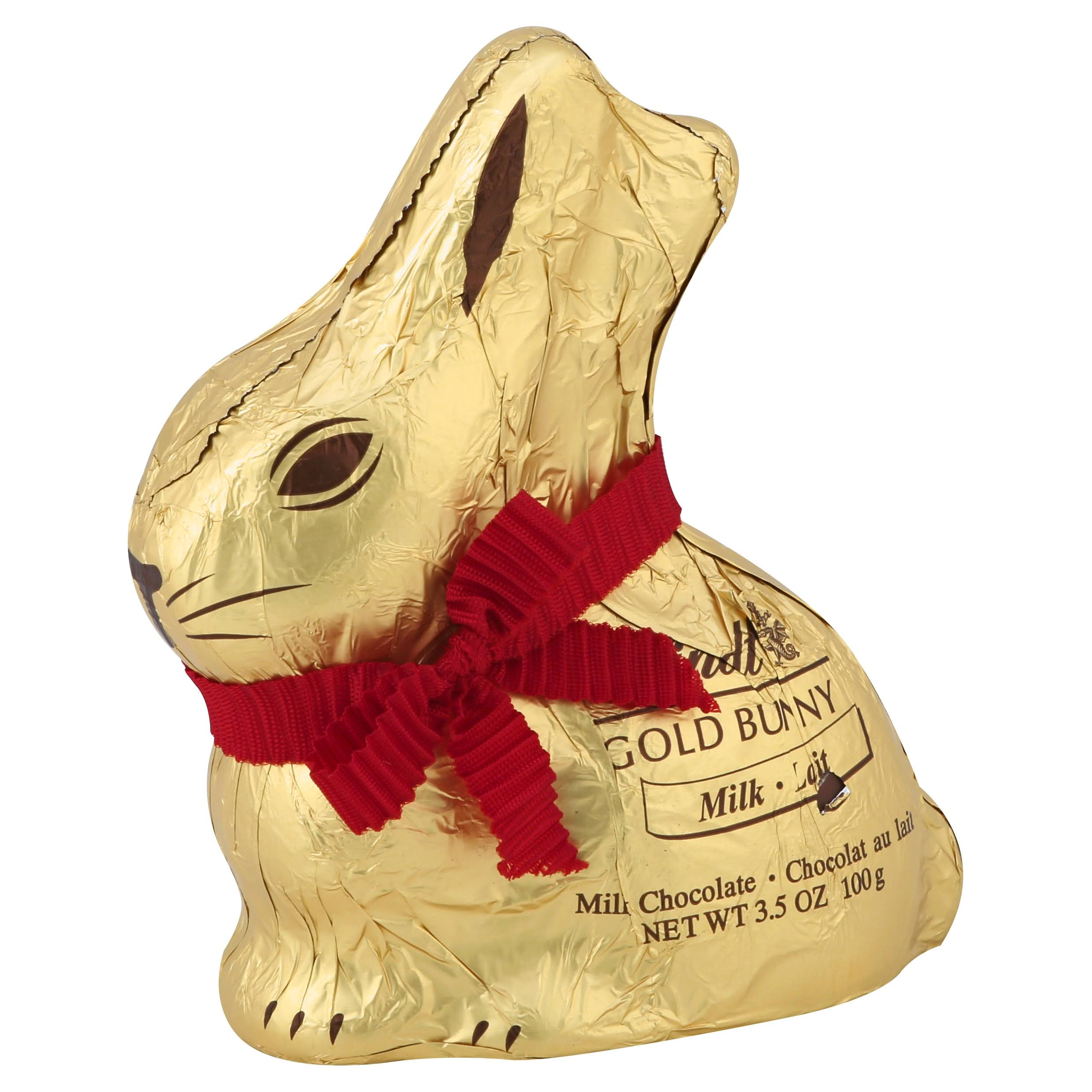 Lindt Gold Easter Bunny Milk Chocolate - 100g