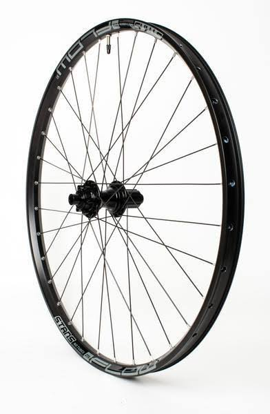 "Stan's NoTubes S1 Flow 27.5"" Wheel Rear, 12x142, Shimano"
