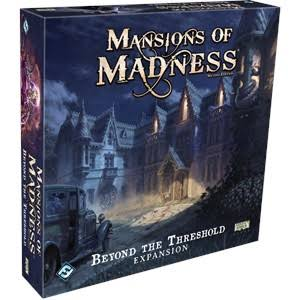Mansions of Madness Second Edition: Beyond the Threshold Expansion Board Game