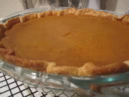 Libby Pumpkin Pie Filling Recipe by Neighbor Julia October 2010