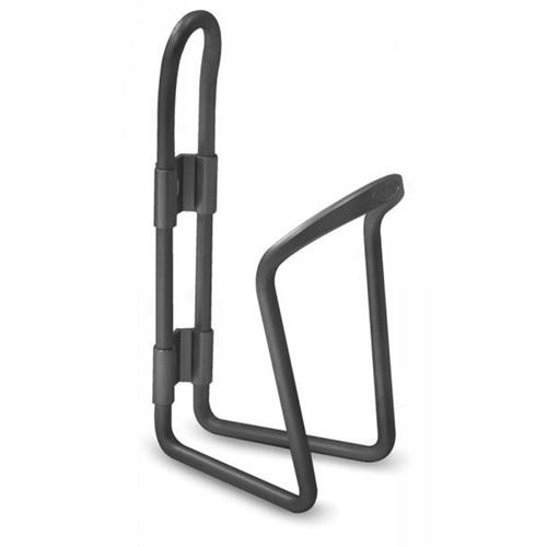 Delta Aluminium Water Bottle Cage - Black, 6mm