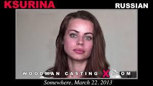 Ksurina Woodman Casting X