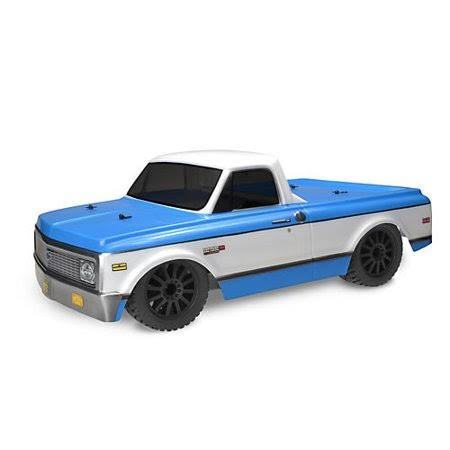 JConcepts 1972 Chevy C10 Clear Body Requires Jco2173 SLH