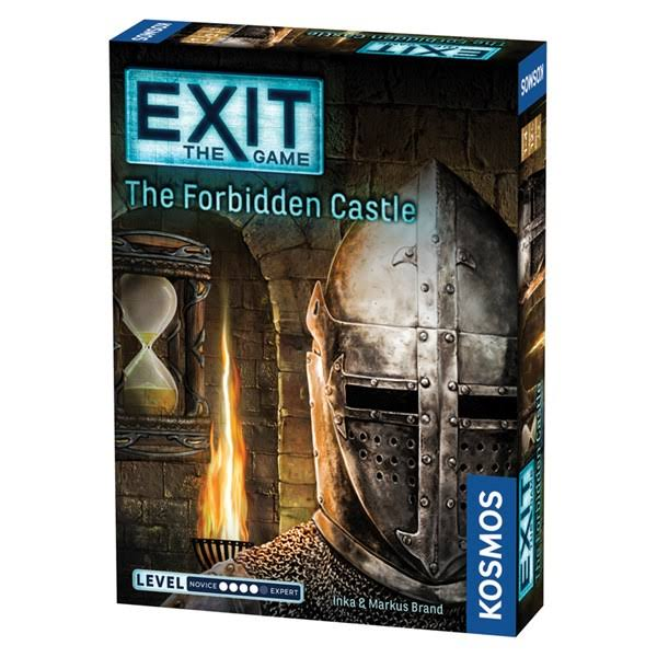 Thames and Kosmos Exit the Forbidden Castle Board Game