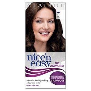 Nice N Easy Non Permanent Hair Dye - 79 Dark Brown