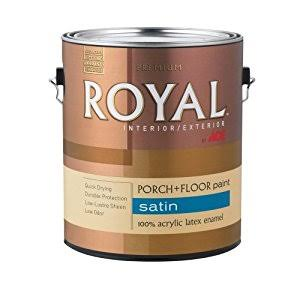 Ace Premium Royal Interior/Exterior Latex Satin Porch & Floor Paint - 1gal