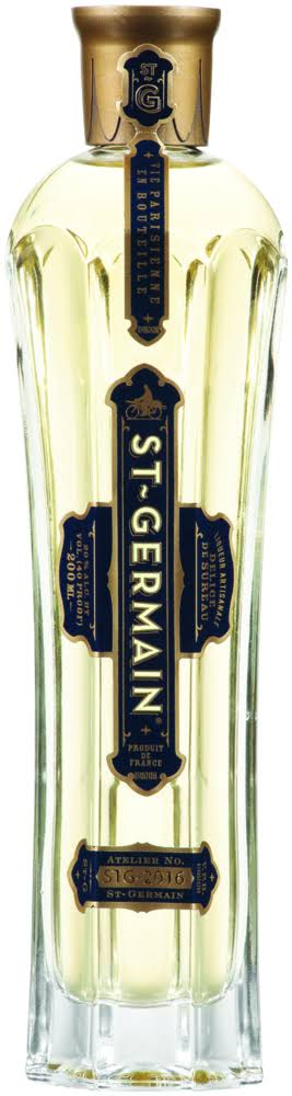 St. Germain Elderflower Liqueur - 200 ml bottle