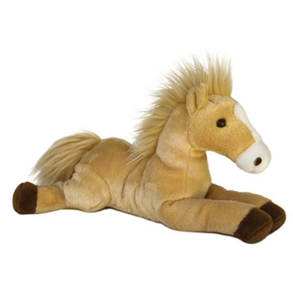 Aurora World Flopsie Butterscotch Horse Plush Toy - 12""