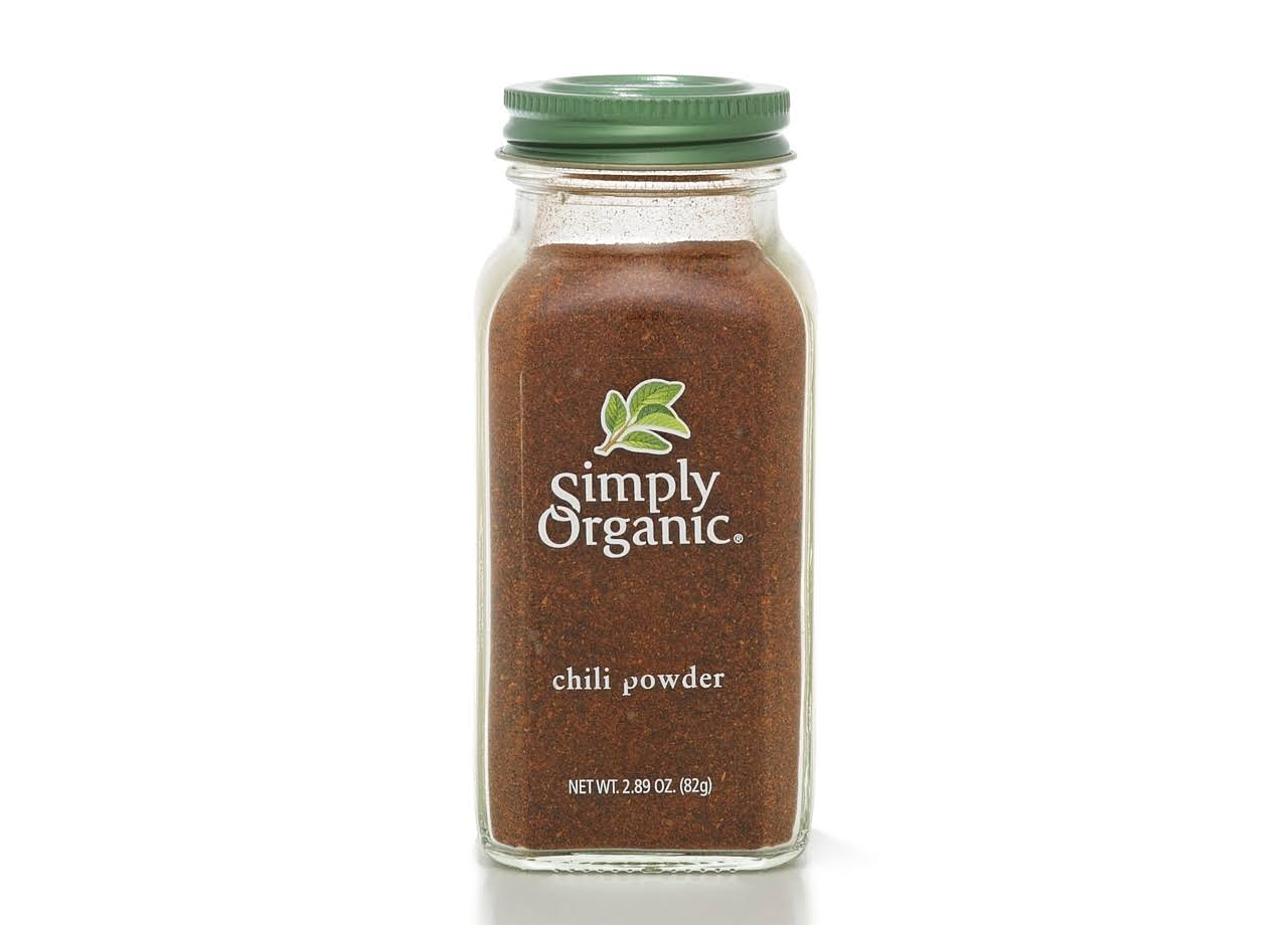 Simply Organic Chili Powder - 2.89oz