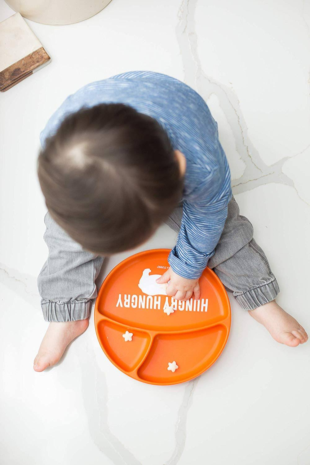 Bella Tunno - Wonder Plate - Hungry Hippo