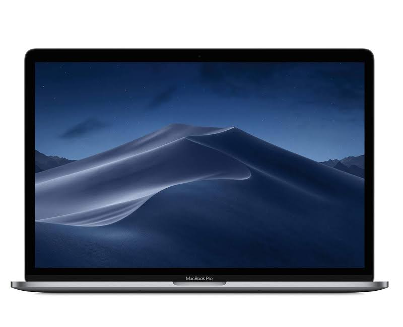 Apple macbook pro 15-in w touch bar 2.3ghz 8-core intel core i9, 512gb - space gray - 2019