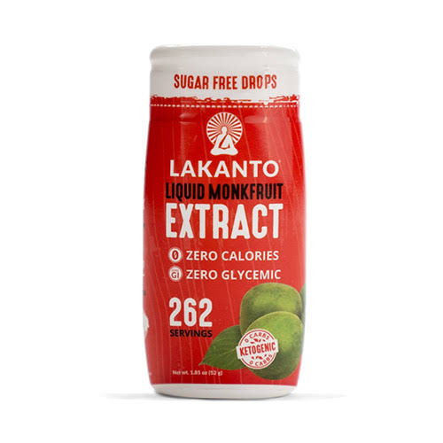 Lakanto Liquid Monkfruit Sweetener - 1.85oz