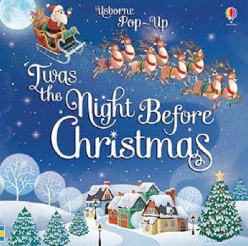 Pop-Up 'Twas the Night Before Christmas [Book]