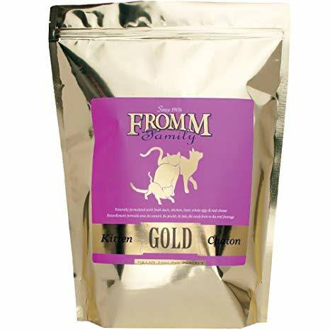Fromm Kitten Gold Cat Food