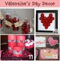Valentine Home Decorations - Decorating Interior - Valentine's Day Decorating Ideas