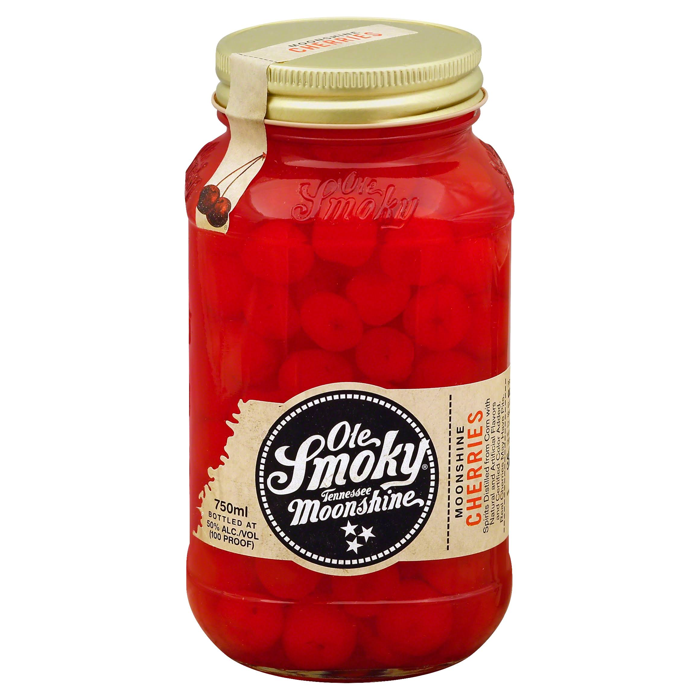 Ole Smoky Tennessee Moonshine Cherries