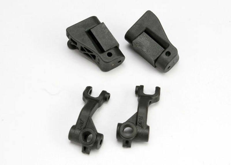 Traxxas 5532 Left and Right Caster Steering Blocks - 30 Degree Jato