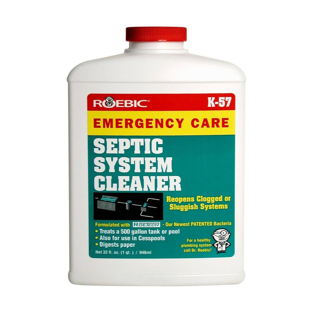 Roebic K-57 Septic System Cleaner