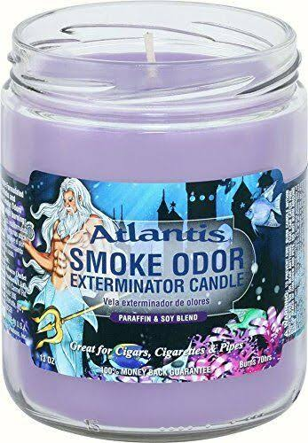 Smoke Odor Exterminator Jar Candle - 13oz
