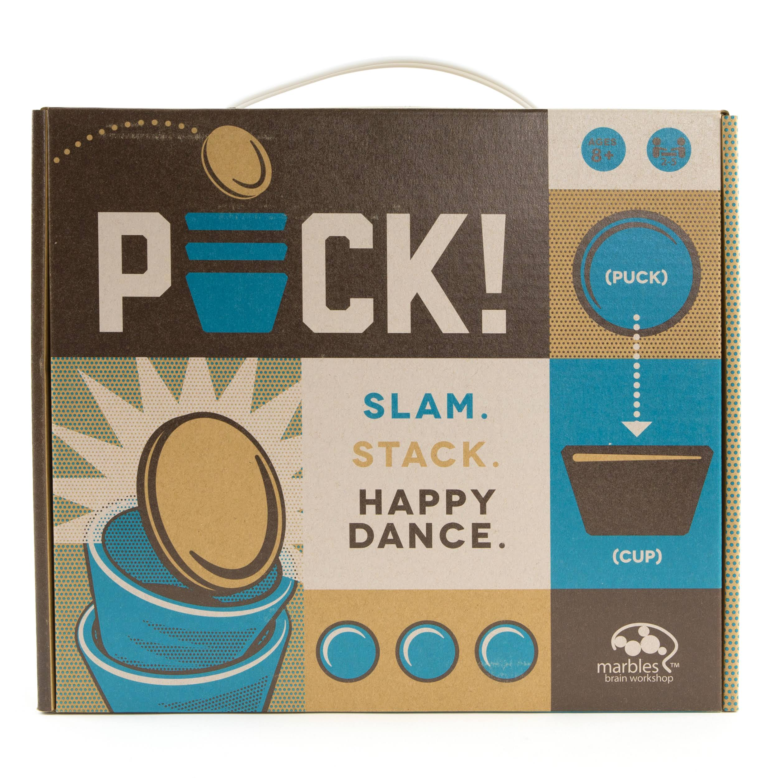 PUCK! - Family Board Game