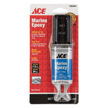 Ace Marine Epoxy - 0.85oz