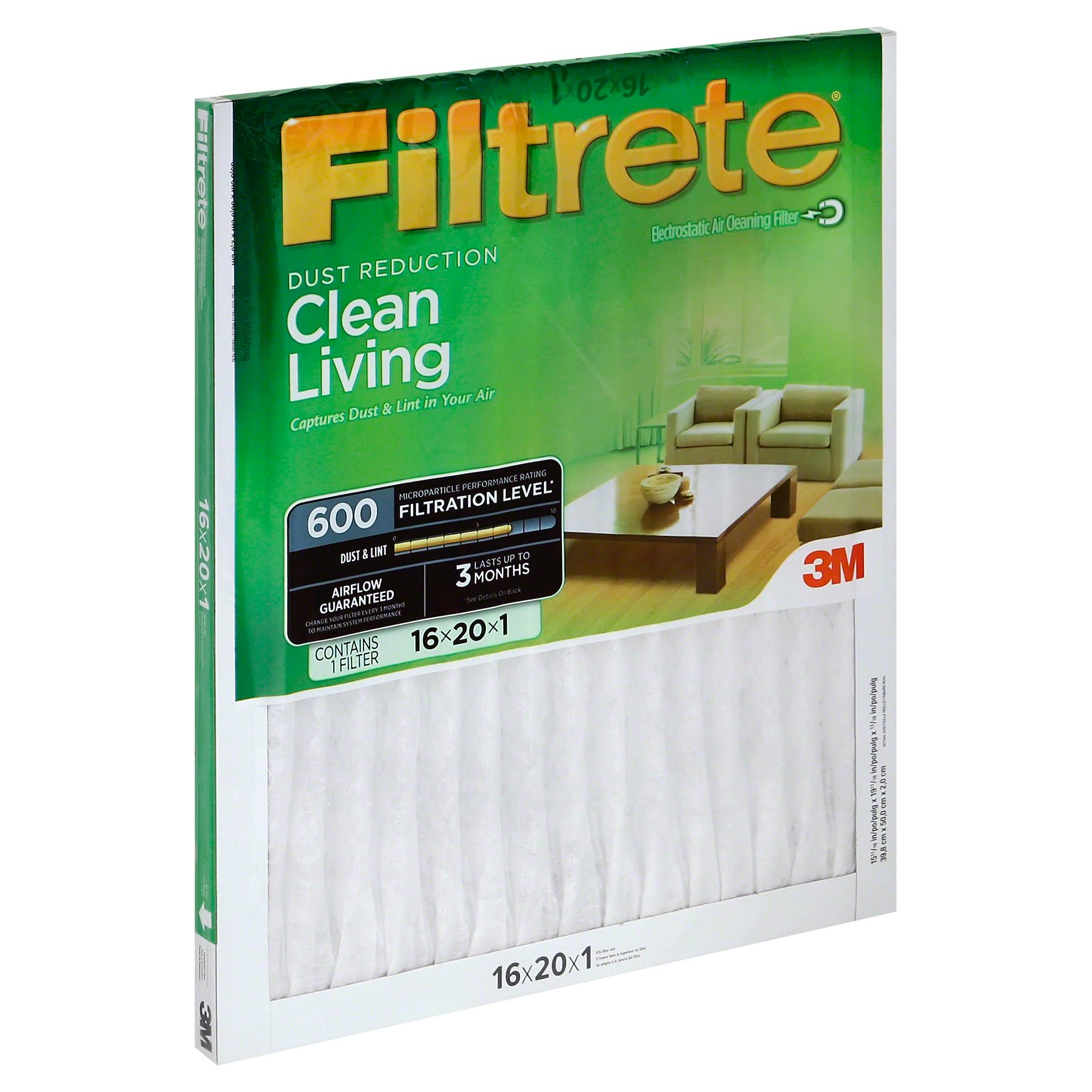 3M Filtrete Dust & Pollen Filter