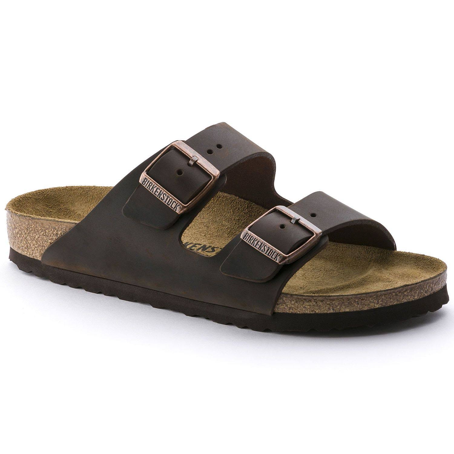 Birkenstock Unisex Arizona Sandal - Leather, EU39
