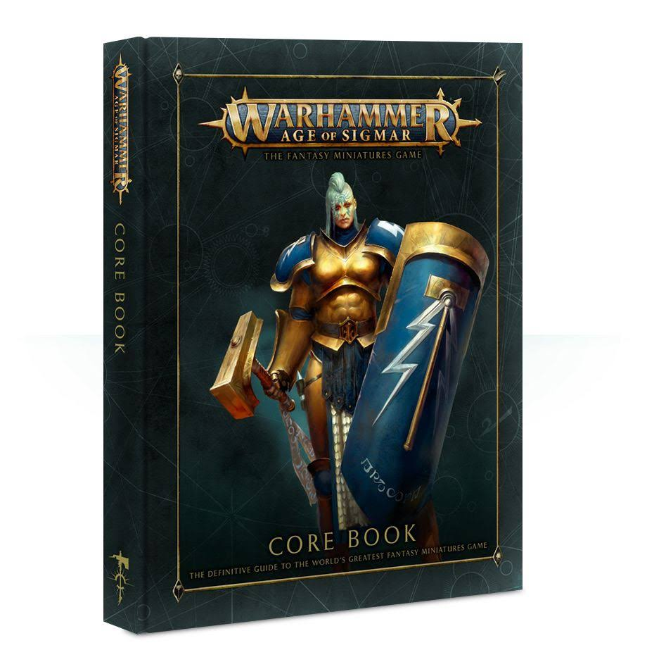 Games Workshop Warhammer Age of Sigmar: Core Book 2nd Edition