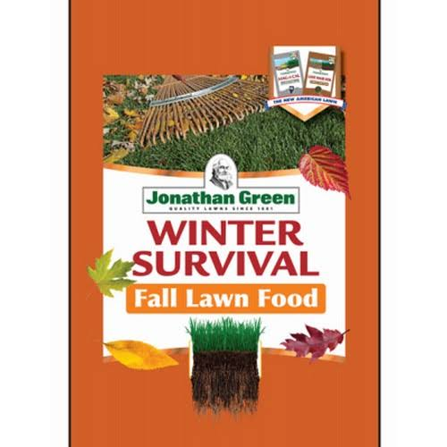 Jonathan Green Winter Survival Winter Fall Fertilizer