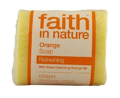 Faith in Nature - Orange Soap 100g