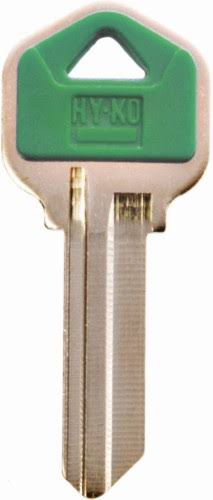 Hy-Ko Products Kwikset Plastic Head Key Blank