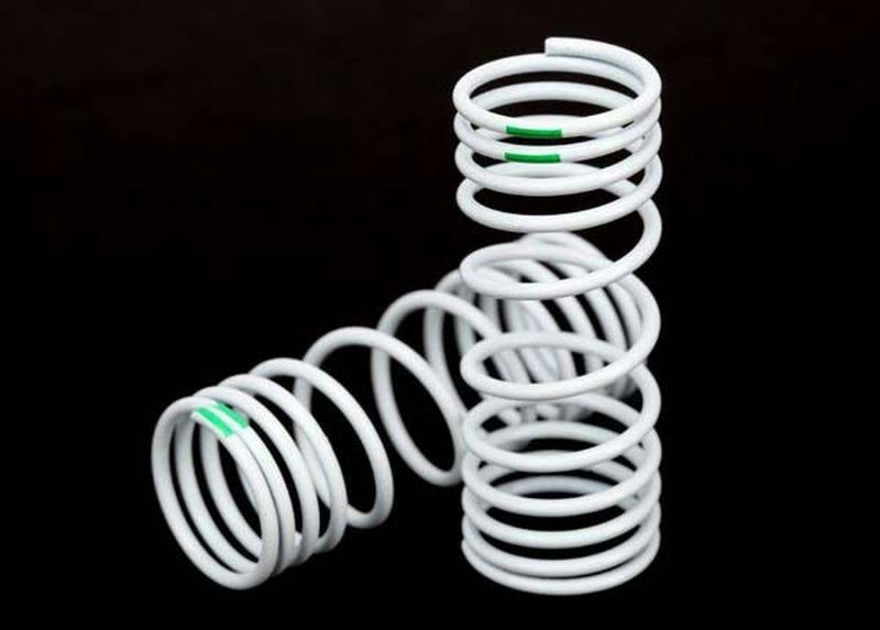 Traxxas Springs Front -10% Rate Green Slash 4x4 (2) 6862