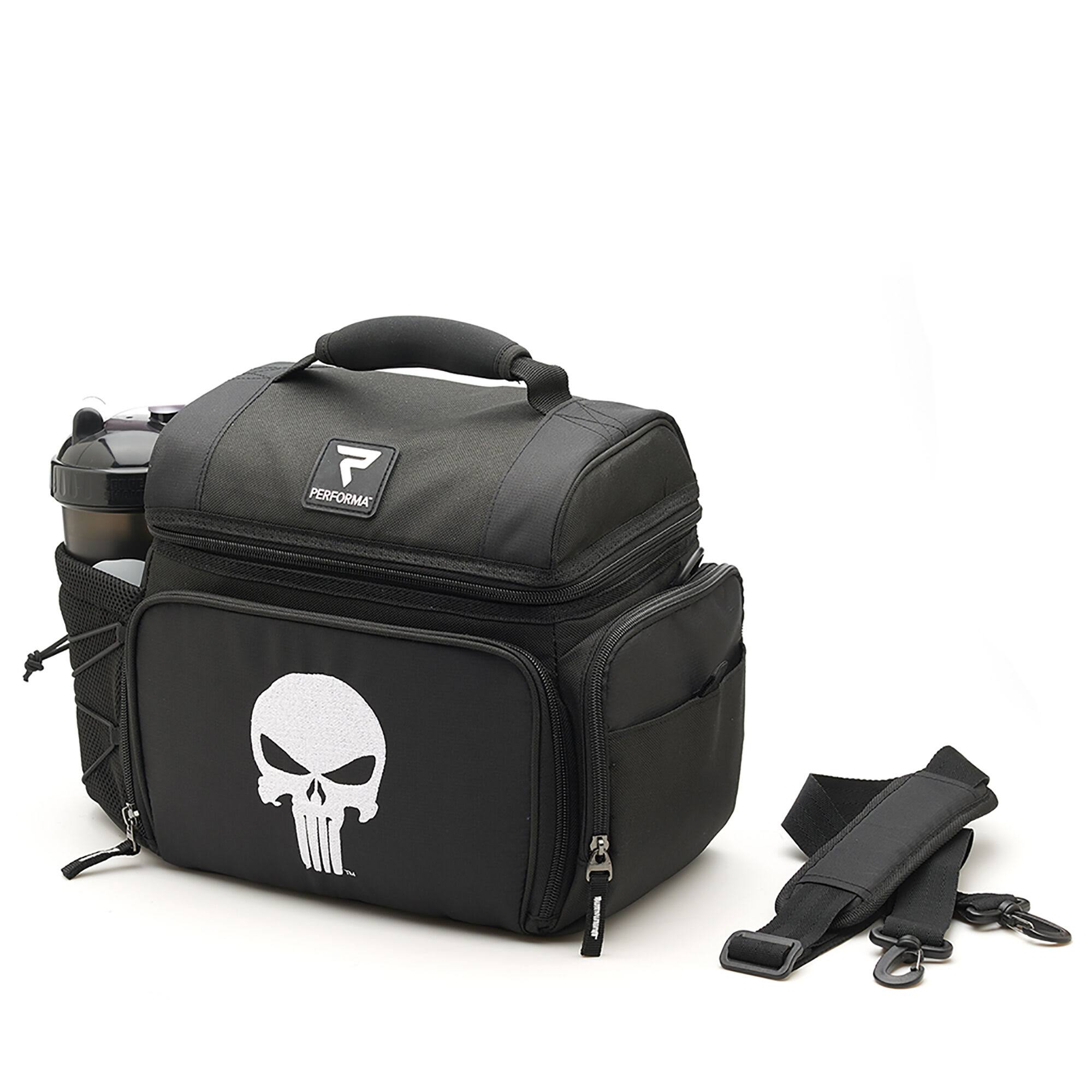 PerfectShaker Meal Prep Bag - Punisher