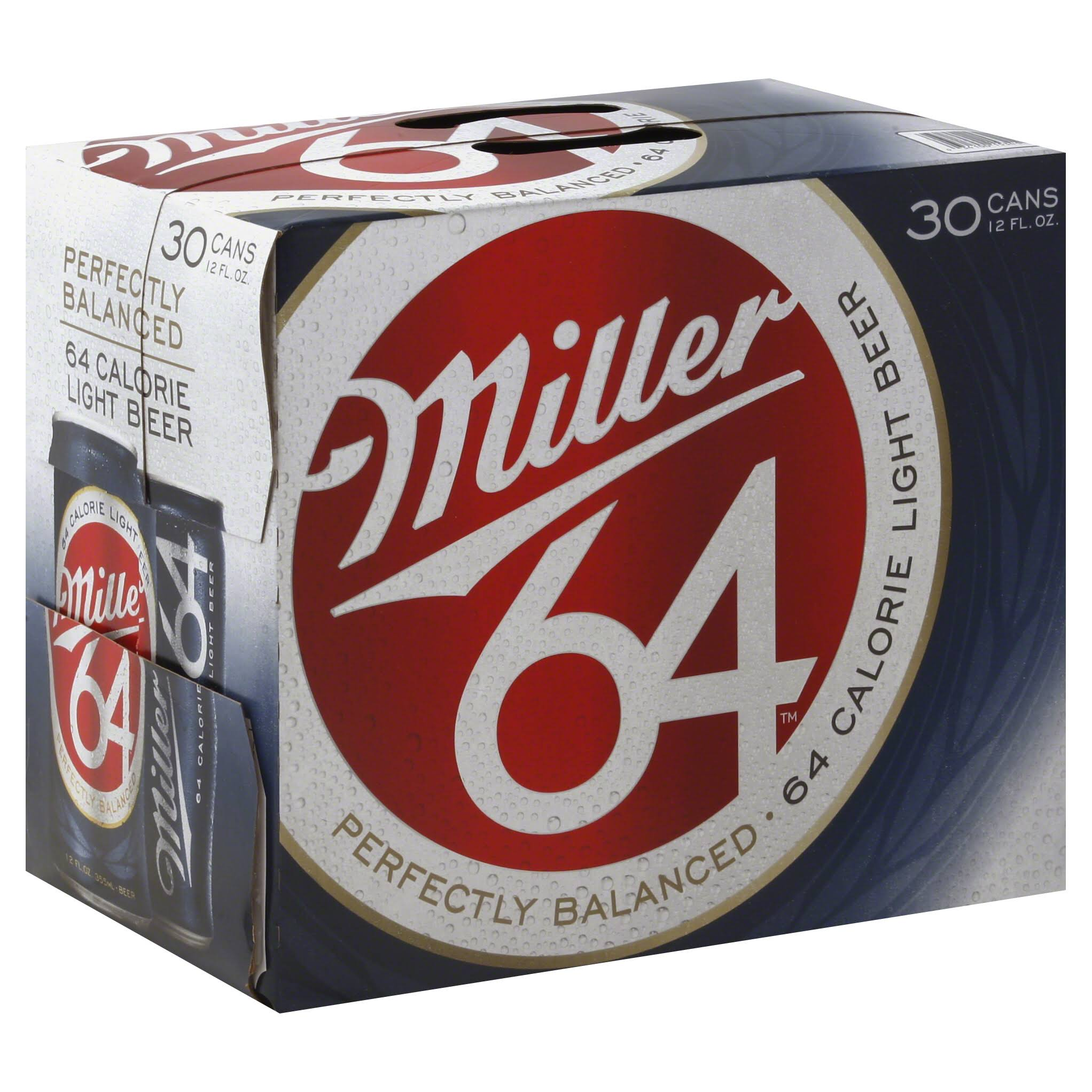 Miller Genuine Draft Light Beer - 12oz