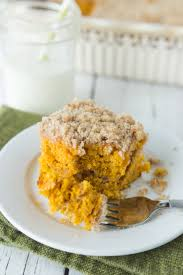 Cake Mix And Pumpkin by Cake Mix Pumpkin Crumb Cake Made To Be A Momma