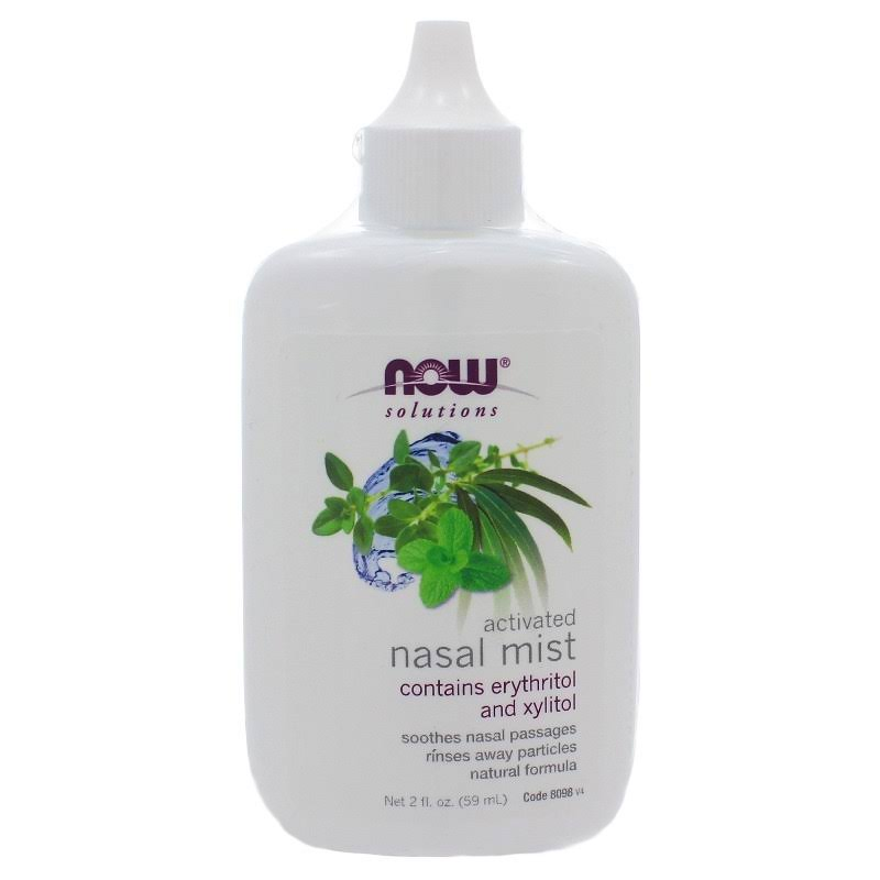 Now Foods Activated Nasal Mist - 2oz