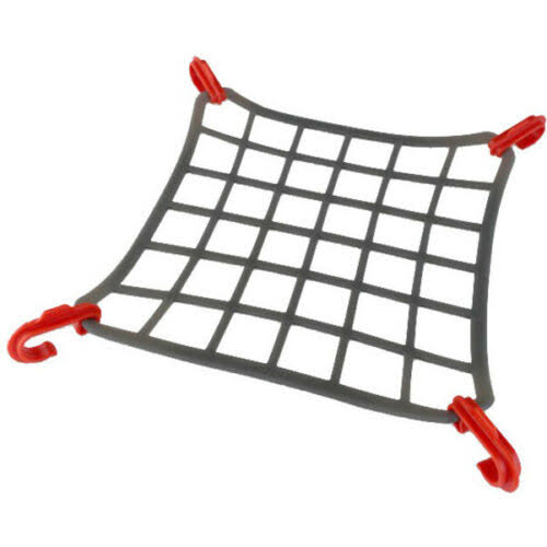Delta Cycle Elasto Net Rack - Black