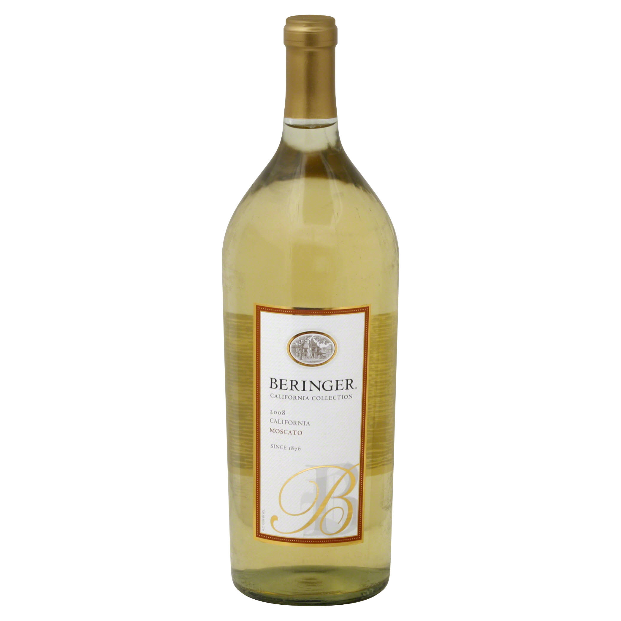Beringer California Collection Moscato, California, 2008 - 1.5 lt