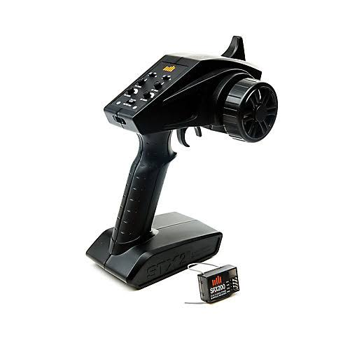 Spektrum STX200 FHSS Radio System - STX2 2-channel, 2.4GHZ