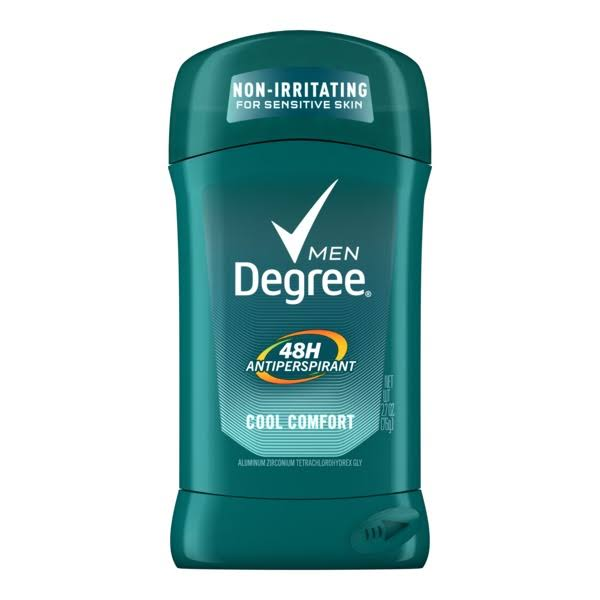 Degree Men Dry Protection Anti-Perspirant and Deodorant - Cool Comfort, 2.7oz