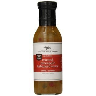 Terrapin Ridge Farms Sauce - Roasted Pineapple, 14.5oz