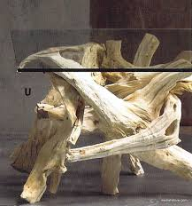Driftwood Christmas Trees For Sale by Roost Driftwood Table Bases U2013 Modish Store
