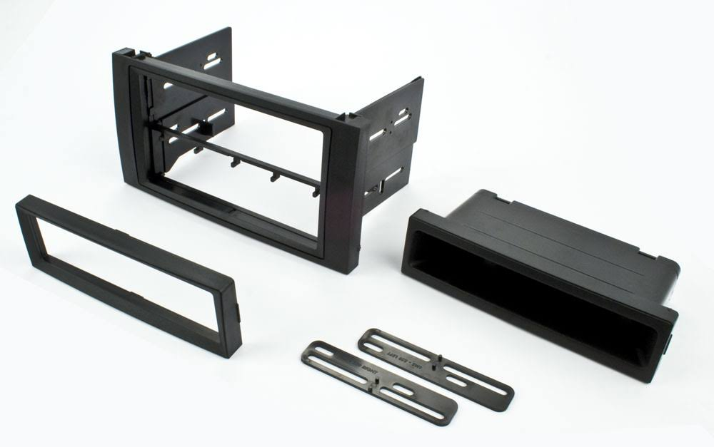 Best Kits BKFMK559 Ford Transit Connect Single Double DIN Install Kit