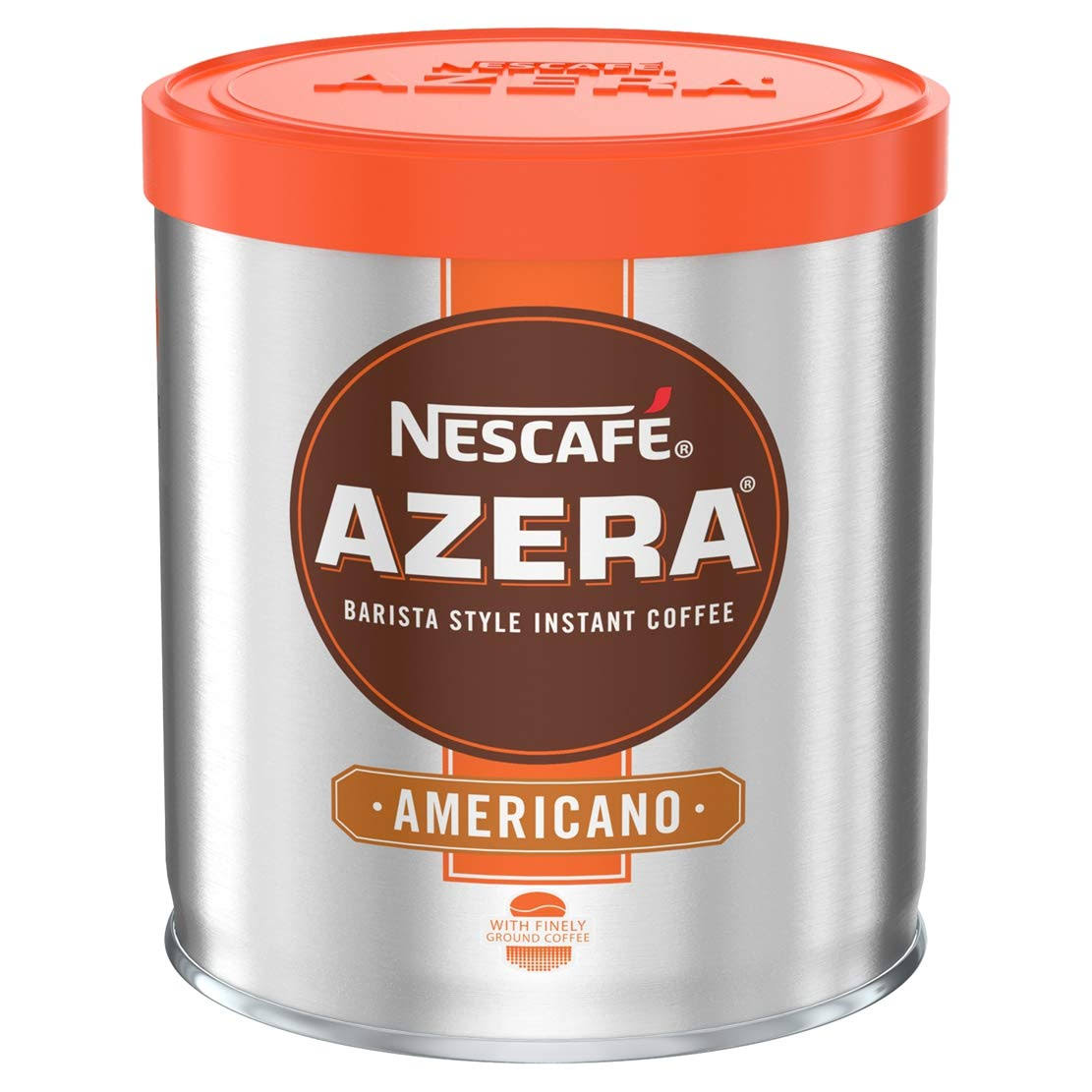 Nescafé Azera Americano Barista Style Instant Coffee - with Finely Ground Beans, 60g