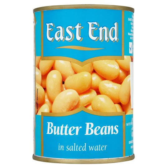East End Butter Beans - 400g