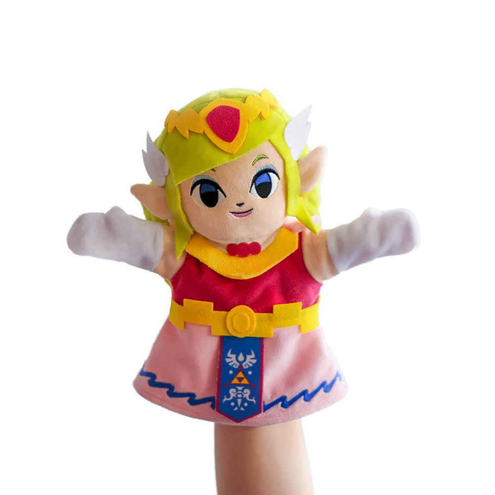 Hashtag Collectibles Princess Zelda Puppet (The Legend of Zelda )