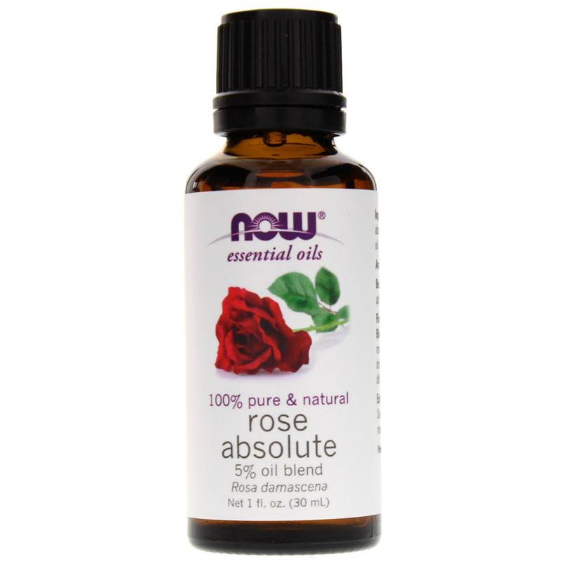 Now Foods Rose Absolute Essential Oil - 30ml