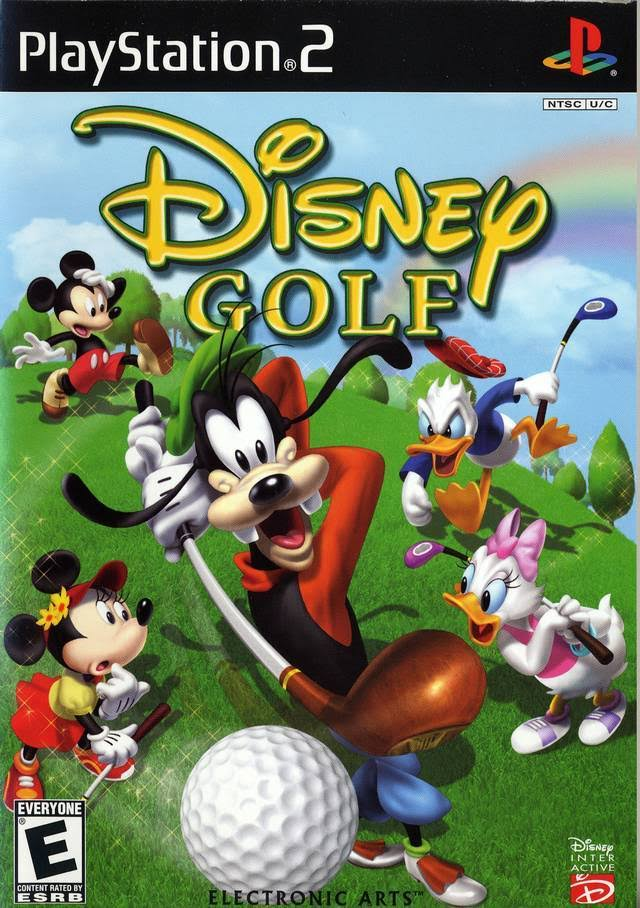 Disney Golf - PlayStation 2